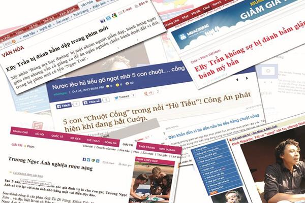 Thủ tục đăng ký website tin tức
