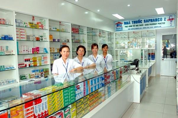 Điều kiện mở quầy thuốc